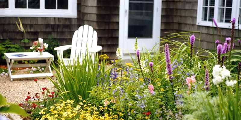 Woods Hole Seaside Cottage